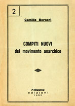 Compiti nuovi del movimento anarchico