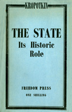 The State : its historic role
